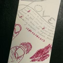 Earworm Sketch